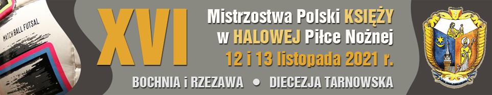 Mistrzostwa Polski Księży w Halowej Piłce Nożnej 2021